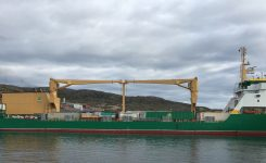 Ionada Membrane Scrubber™ on M/V Nolhanava completes commissioning and receives Class Approval