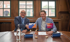 Ionada signs Scrubber Contract with Van Oord